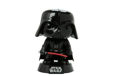 Фигурка Funko Pop Movies: Star Wars - Darth Vader #01, Vinyl Figure