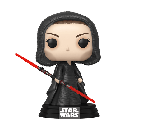 Фигурка Funko Pop Movies:Star Wars The Rise Of Skywalker - Dark Side Rey #359, Vinyl Figure