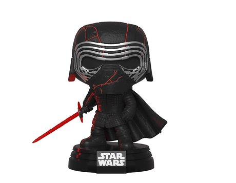 Фигурка Funko Pop Movies:Star Wars The Rise Of Skywalker - Kylo Ren Electric, Lights & Sound #308, Vinyl Figure