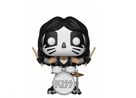 Фигурка Funko Pop Rocks: KISS - Catman #124, Vinyl Figure