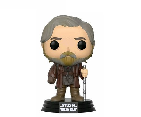 Фигурка Funko Pop Movies:Star Wars The Last Jedi - Luke Skywalker #193, Vinyl Figure