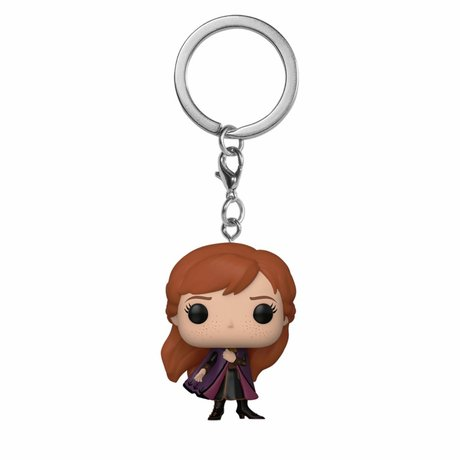Ключодържател Funko Pocket Pop Disney: Frozen 2 – Anna, Figure Keychain