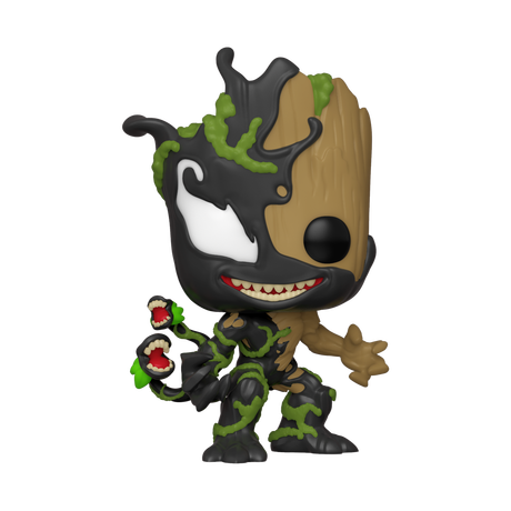Фигурка Funko Pop Marvel: Max Venom - Groot #613, Vinyl Figure