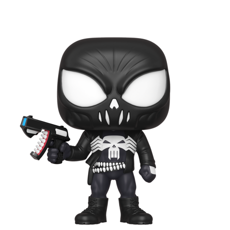 Фигурка Funko Pop Marvel: Max Venom - Punisher #595, Vinyl Figure