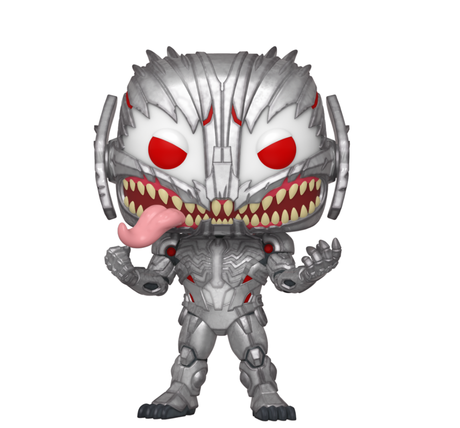 Фигурка Funko Pop Marvel: Max Venom - Ultron #596, Vinyl Figure
