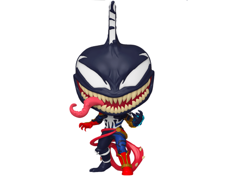 Фигурка Funko Pop Marvel: Max Venom - Captain Marvel #599, Vinyl Figure
