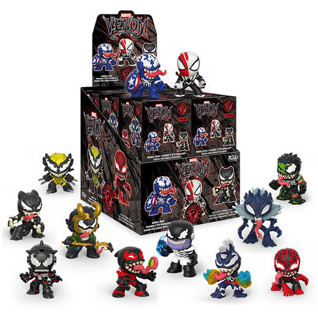 Фигурка Funko Mystery Mini : Venom, Blind Box