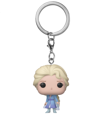 Ключодържател Funko Pocket Pop Disney: Frozen 2 – Elsa, Figure Keychain