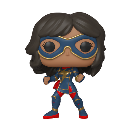 Фигурка Funko Pop Games: Marvel: Avengers - Kamala Khan #631, Vinyl Figure