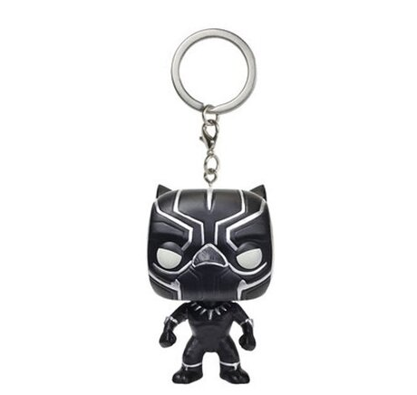 Ключодържател Funko Pocket Pop: Marvel – Black Panther, Figure Keychain