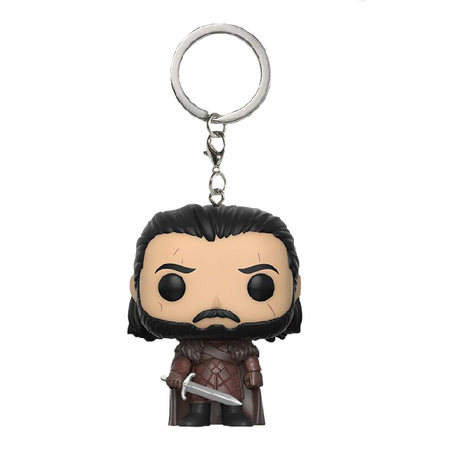 Ключодържател Funko Pocket Pop: Game Of Thrones – Jon Snow, Figure Keychain