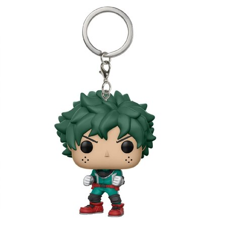 Ключодържател Funko Pocket Pop: My Hero Academia – Deku, Figure Keychain
