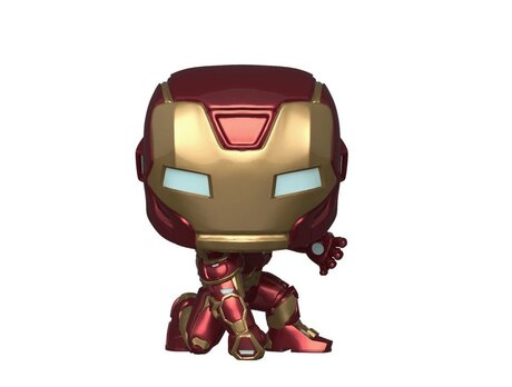 Фигурка Funko Pop Games: Marvel: Avengers - Iron Man #626, Vinyl Figure