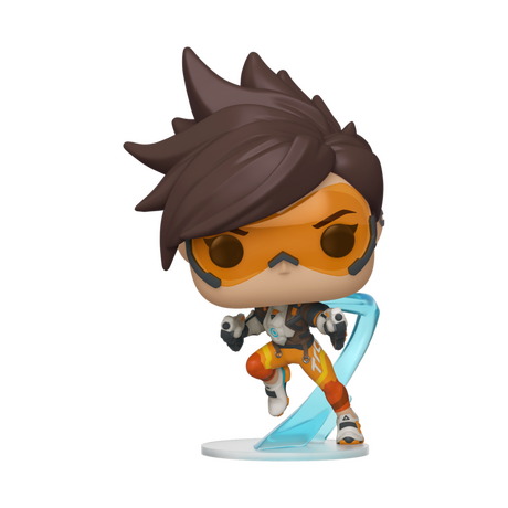 Фигурка Funko Pop Games: Overwatch 2 - Tracer #550, Vinyl Figure