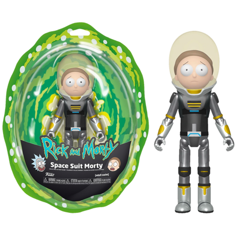 Екшън фигурa Funko Pop Animation: Rick & Morty- Space Suit Morty