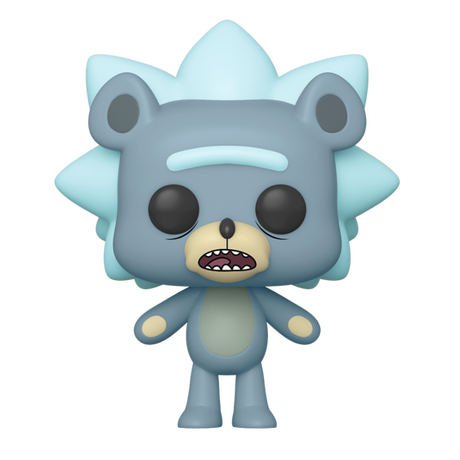 Фигурка Funko Pop Television: Rick & Morty - Teddy Rick #662, Vinyl Figure