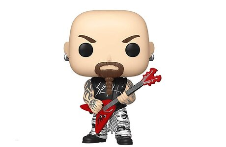Фигурка Funko Pop Rocks: Slayer - Kerry King #156, Vinyl Figure