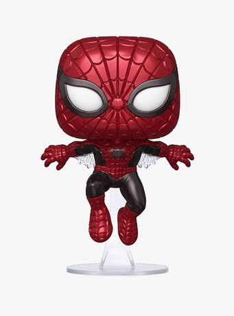 Фигурка Funko Pop: Marvel 80 Years – First Appearance Spider-Man #593, Exclusive, Vinyl Figure