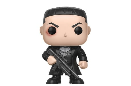 Фигурка Funko Pop Movies: Daredevil - Punisher #216, Vinyl Figure