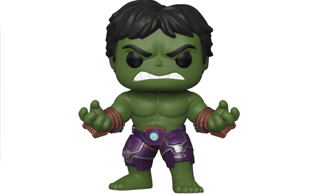 Фигурка Funko Pop Games: Marvel: Avengers - Hulk #629, Vinyl Figure