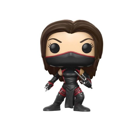 Фигурка Funko Pop Movies: Daredevil - Elektra #215, Vinyl Figure