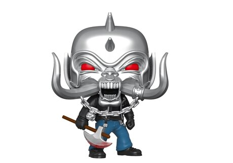 Фигурка Funko Pop Rocks: Motorhead - Warpig #163, Vinyl Figure