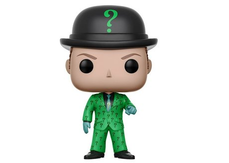 Фигурка Funko Pop DC Comics: Batman 66 - The Riddler Chase #183, Vinyl Figure