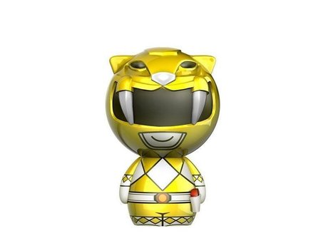 Фигурка Funko Dorbz: Power Rangers: Yellow Ranger Chase #257, Vinyl Figure