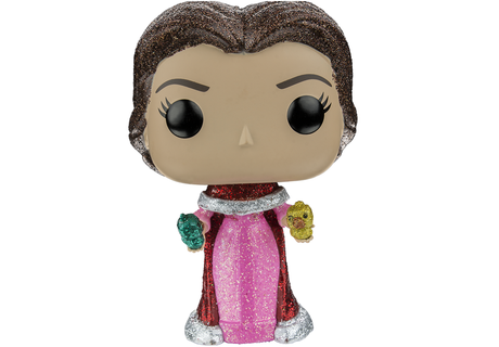 Фигурка Funko Pop Disney: Beauty and the Beast - Belle w/ Birds Glitter #241, Vinyl Figure