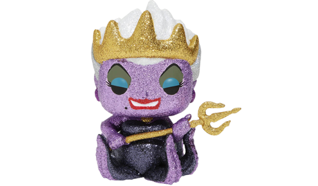 Фигурка Funko Pop Disney: Villains: Ursula Glitter #231, Vinyl Figure