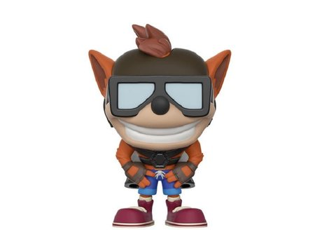 Фигурка Funko Pop Games: Crash Bandicoot – Crash Bandicoot w/ Jet Pack #274, Vinyl Figure