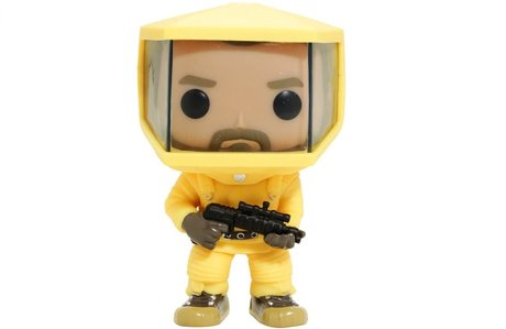 Фигурка Funko Pop Television: Stranger Things -  Hopper in Bio Hazard Suit #525, Exclusive, Vinyl Figure