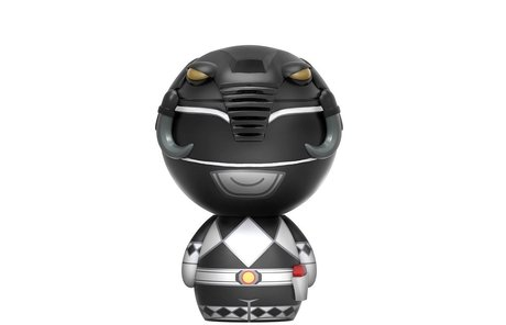Фигурка Funko Dorbz: Power Rangers: Black Ranger #255, Vinyl Figure