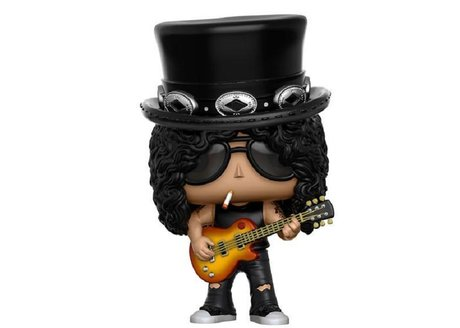 Фигурка Funko Pop Rocks: Guns N' Roses - Slash #51, Vinyl Figure