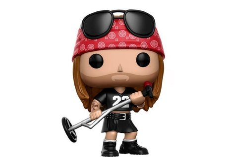 Фигурка Funko Pop Rocks: Guns N' Roses - Axl Rose #50, Vinyl Figure