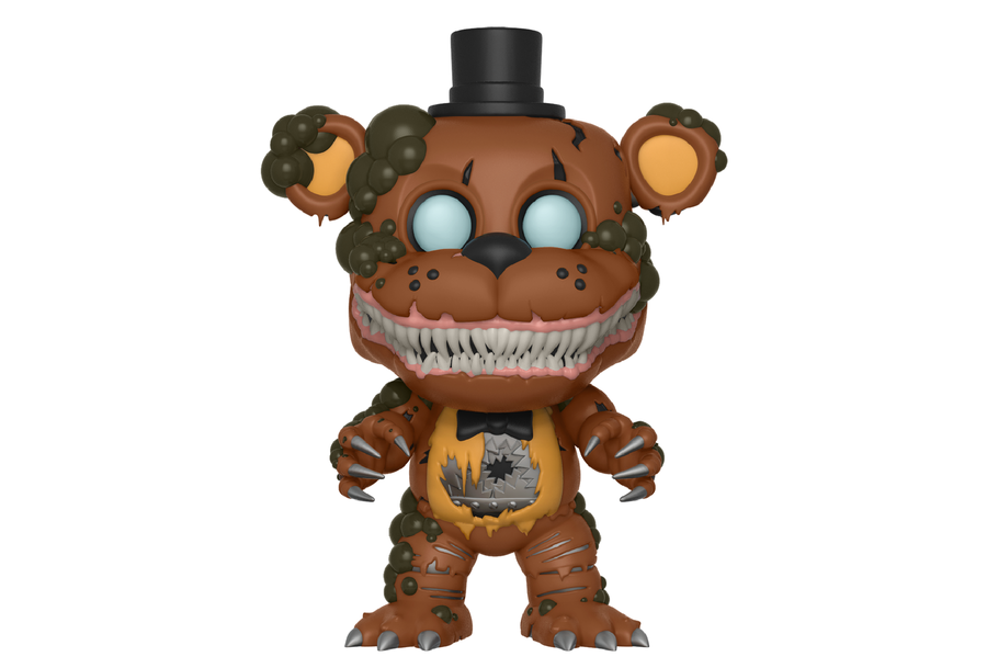 Фигурка Funko Pop Books: Five Nights At Freddy's – Twisted Freddy #15, Vinyl Figure