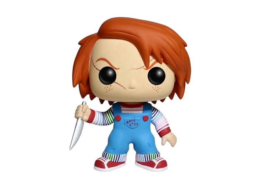 Фигурка Funko Pop Movies: Child's Play 2 – Chucky #56, Vinyl Figure