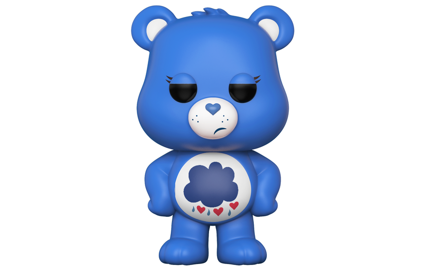 Фигурка Funko Pop Animation: Care Bears - Grumpy Bear #353, Vinyl Figure