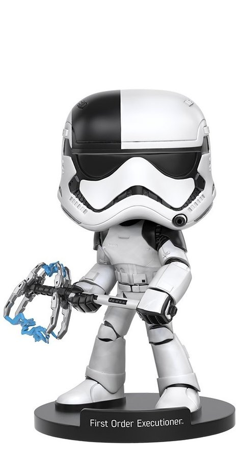 Фигурка Funko Wobbler Movies: Star Wars - First Order Executioner, Vinyl Figure