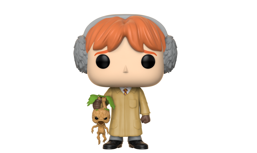Фигурка Funko Pop Movies: :Harry Potter - Ron Herbology #56, Vinyl Figure