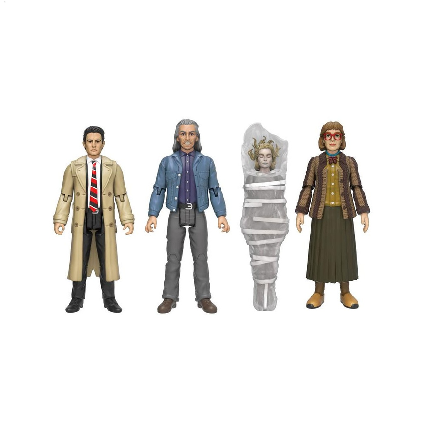 Екшън фигури Funko Pop Movies: Twin Peaks - 4-Pack Set