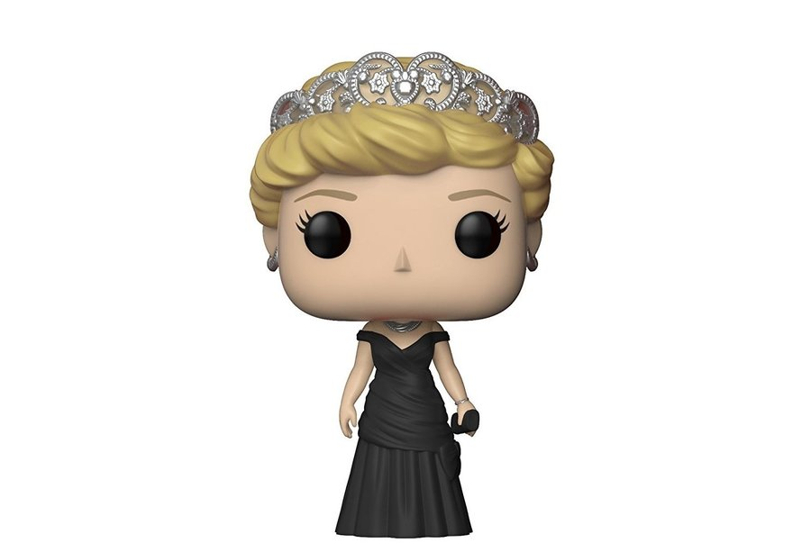 Фигурка Funko Pop Royal Family: Princess Diana #03, Vinyl Figure