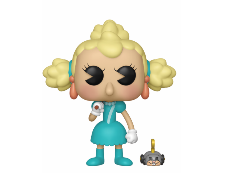 Фигурка Funko Pop Games: Cuphead - Sally Stageplay #414, Vinyl Figure