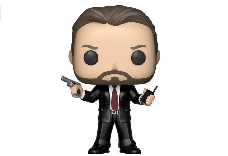 Фигурка Funko Pop Movies: Die Hard –  Hans Gruber #669, Vinyl Figure
