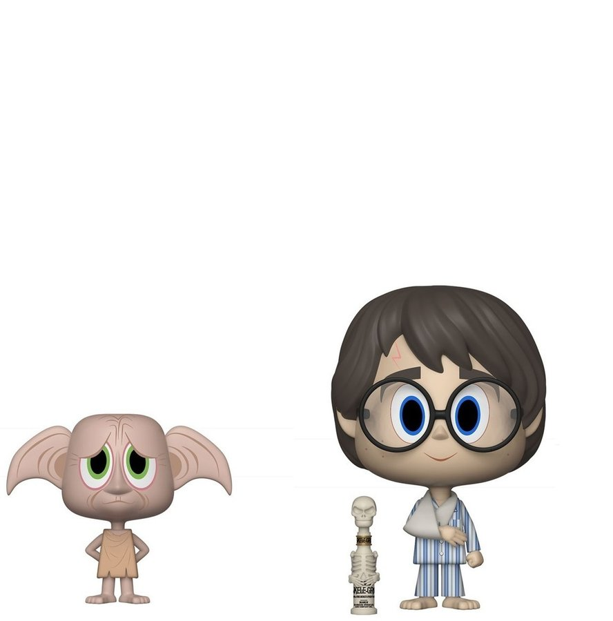 Фигурки Funko VYNL Movies : Harry Potter – Harry & Dobby, Vinyl Figure