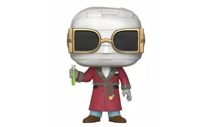Фигурка Funko Pop Movies: Universal Monsters - The Invisible Man #608, Exclusive, Vinyl Figure