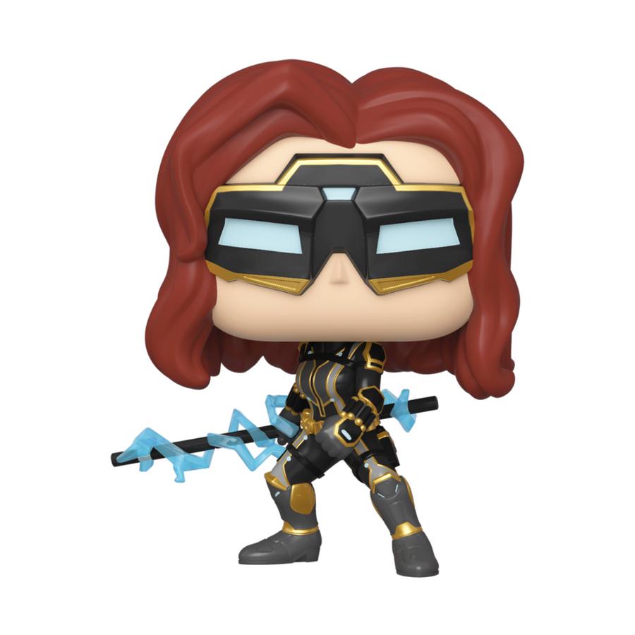 Фигурка Funko Pop Games: Marvel: Avengers - Black Widow #630, Vinyl Figure