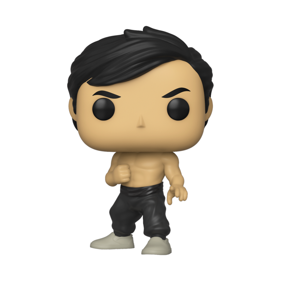 Фигурка Funko Pop Games: Mortal Kombat -  Liu Kang #535, Vinyl Figure