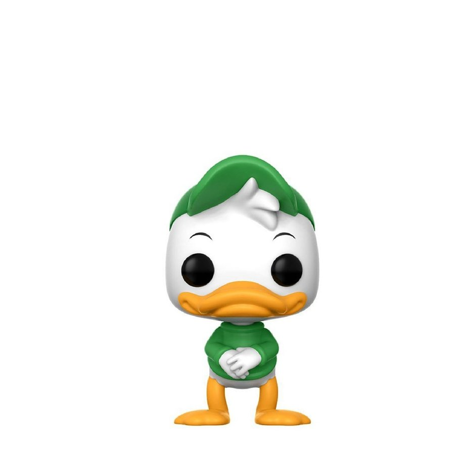 Фигурка Funko Pop Disney: Duck Tales - Louie #309, Vinyl Figure