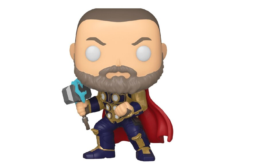 Фигурка Funko Pop Games: Marvel: Avengers - Thor #628, Vinyl Figure
